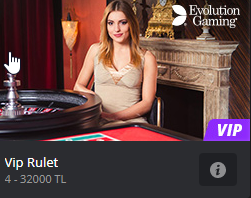 VIP Rulet