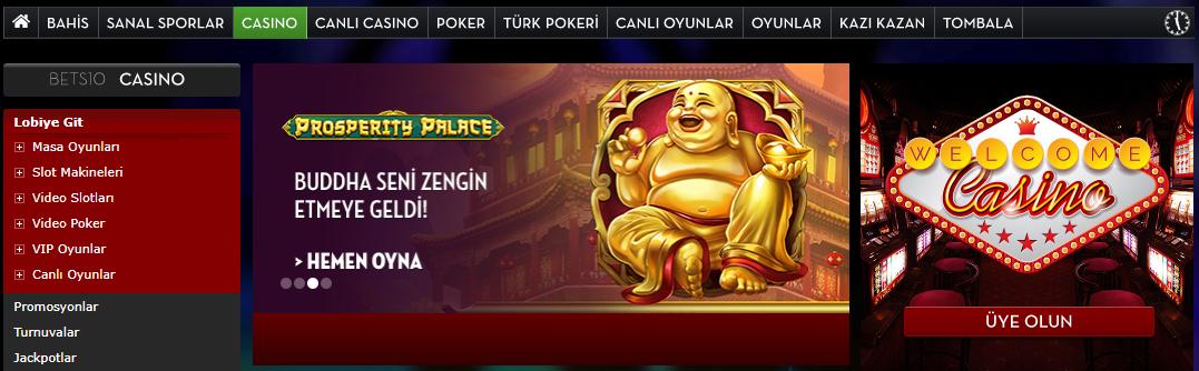 Bets10 Casino Oyunları